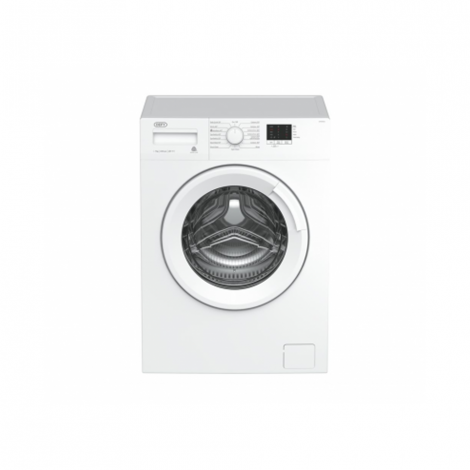Defy DAW 383 White 7kg Front Loader Washing Machine