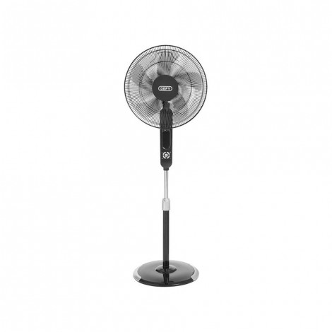 Defy STAND FAN 55W BLACK DSF1645B