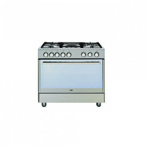 Defy Dgs161 5 Burner Stainless Steel Gas Stove