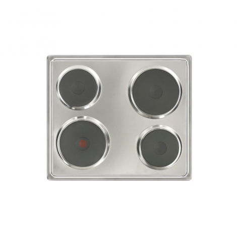 Defy Hob 4 Plate Stainless Steel 600 Model - DHD333