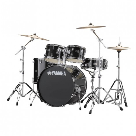 Yamaha Drumset without cymbal Rydeen Black