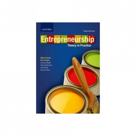 Entrepreneurship: Theory in Practice 3rd Edition