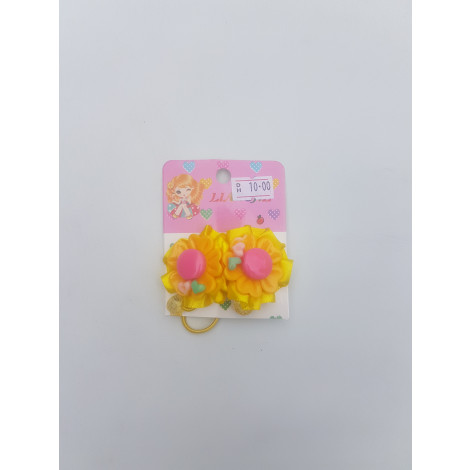 Daisy Flower Elastic Hair Band