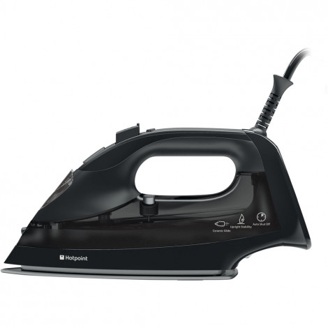 HOTPOINT HD LINE SIE40BA1 IRON - BLACK
