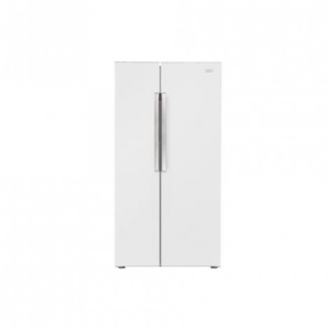 FRIDGE DEFY F740 WHITE (V0 91cm) SIDE BY SIDE DFF421