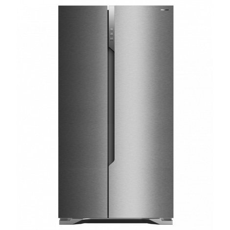 Hisense H730SS 562L Side By Side Refrigerator (Stainless Steel)
