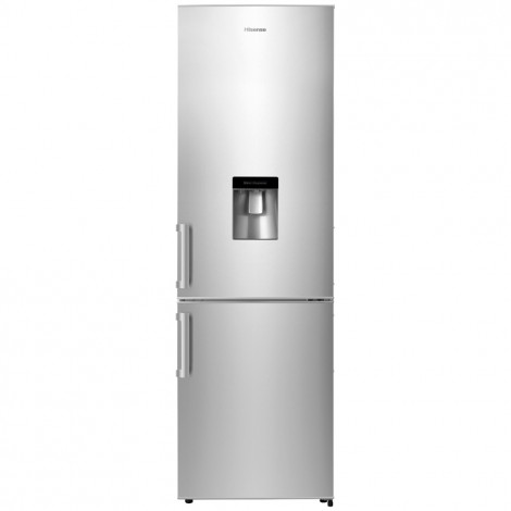 Hisense H359BMEWD 359 L Metallic Bottom Fridge With Water Dispenser