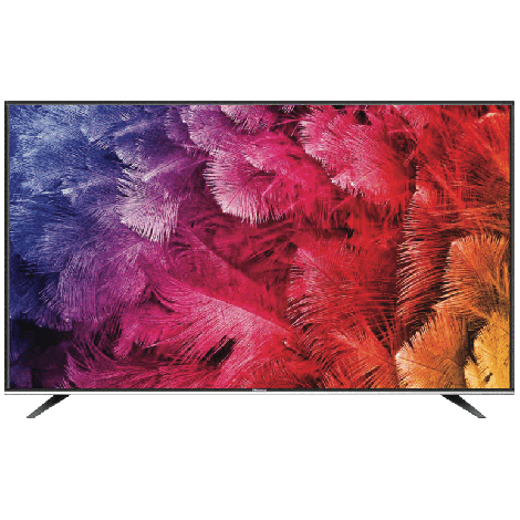 "Hisense LEDN55K3300UW 55"" UHD Smart LED TV"