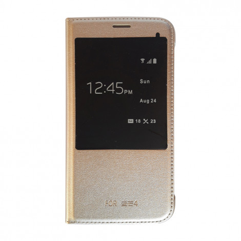 Huawei Honor 4C View Cover (gold)