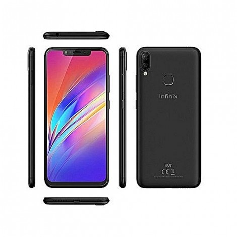 Infinix Hot 6 X 16GB Black