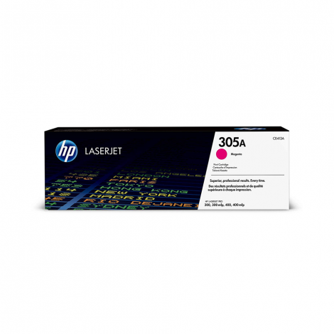 HP 305A MAGENTA TONER CARTRIDGE FOR LASERJET PRO M300 SERIES