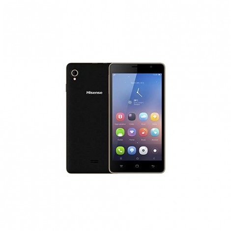 Hisense Telemovel 5'' HD/1GB /8GB /8MP/F2MP/Black (HSU972)
