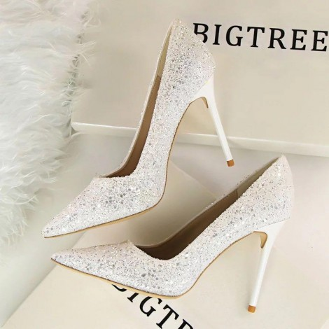 Bridal shoes BS02