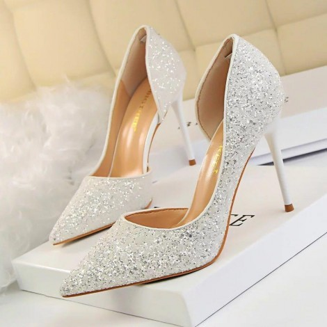 Bridal shoes BS04