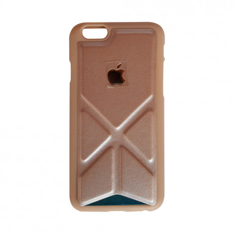 IPHONE 6 PLUS CASE WITHSTAND (Gold)