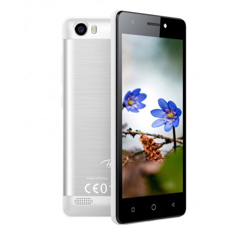 Itel it1516 Plus 8 GB (Silver)
