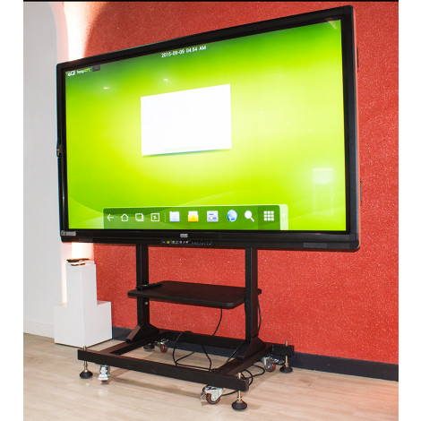 Parrot Interactive Touch Panel Stand