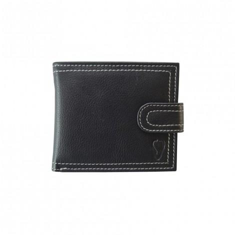 John Buck Men's Wallet 1 Black
