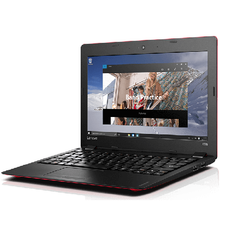 "Lenovo 80R2004LSA Ideapad 100s Intel Atom Z3735F 11.6"" LED (1366x768) 2GB DDR3L (On-Board) 32GB eMMC Storage Windows 10 Home Notebook"