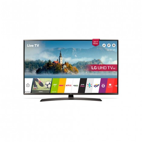LG 49UJ634V ULTRA HD 4K Smart Satellite TV