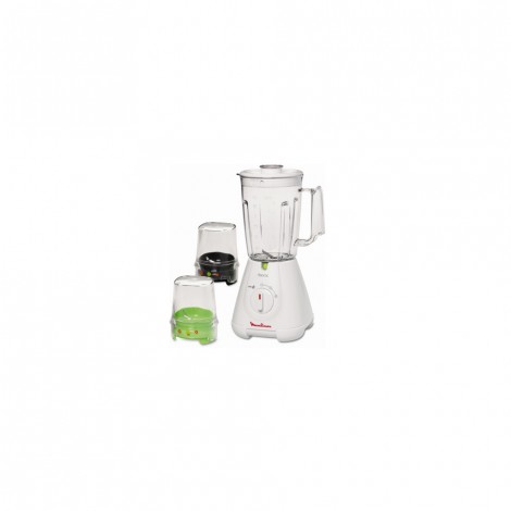Moulinex LM302141– Blender (Faciclic)  White