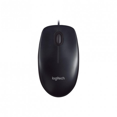LOGITECH M90 CORDED USB MOUSE