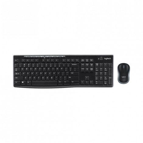 LOGITECH WIRELESS COMBO MK270 KEYBOARD,MOUSE