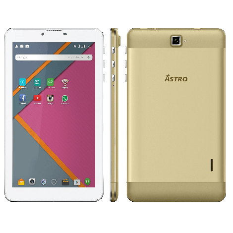 Astro Mercury Tab 7 8GB (Gold)