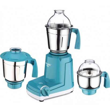 Preethi Trio Heavy Duty Mixer Grinder MG182