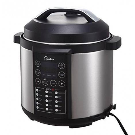 Midea Electric Pressure Cooker MY-CS6004W