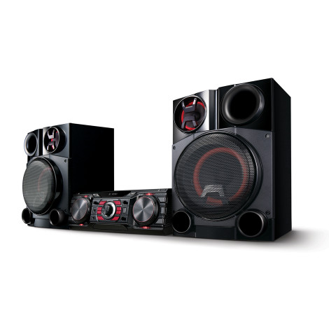 Mini Audio Hi-Fi System 1100W DM8360