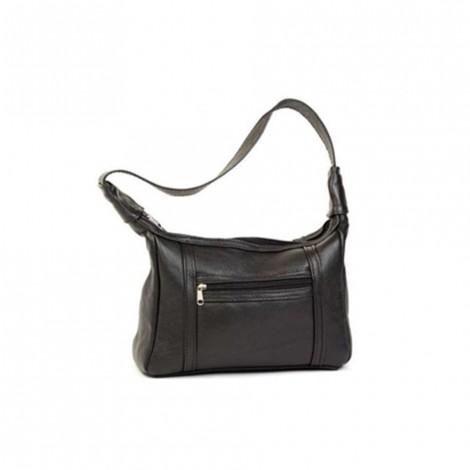 Mirelle Genuine Leather Shoulder Handbag Short Strap