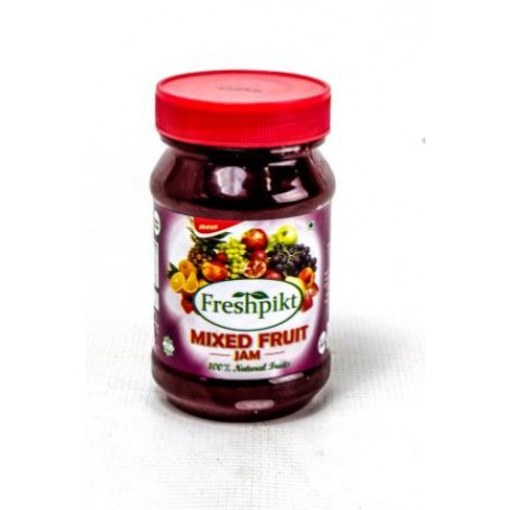 Freshpikt Mix Fruit Jam (500 gm)