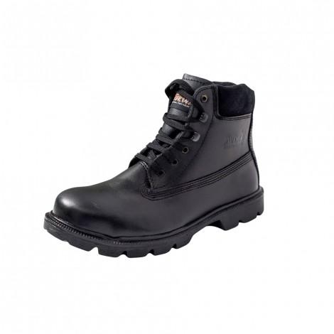 Zamshu Mukwa Mazembe Black Boot 3419