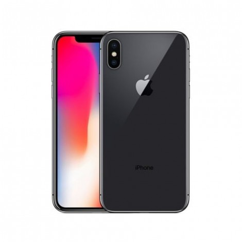 IPHONE X 256GB SPACE GREY MQAF2