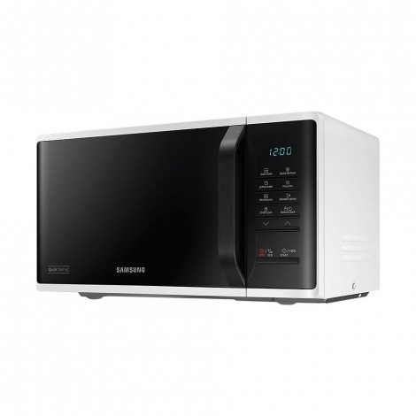 Samsung Microwave Oven with Quick Defrost, 23 L MS23K3513AW