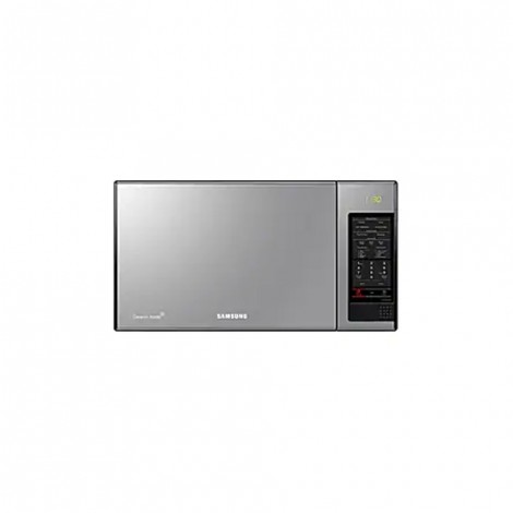 MS405MADXBB Microwave Oven with Black Glass mirror, 40 L