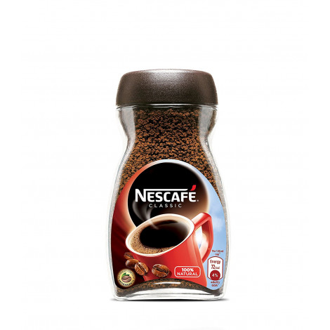 Nescafe Classic Coffee Dawn Jar 100g