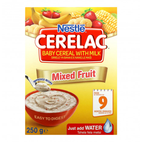 Nestle Cerelac Stage-3 Mix Fruits 250g