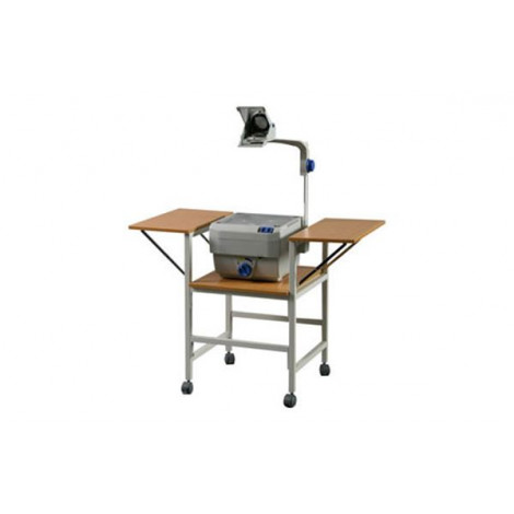 Parrot Overhead Projector Trolley (Twin Flap, 1040*535*748mm, OAK)