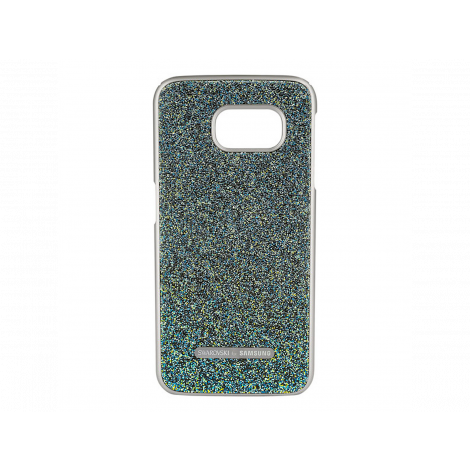 Swarovski Crystal Protective Cover for Galaxy S6 (Green)