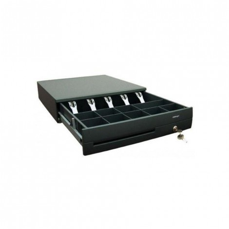 Posiflex CR4100BK Cash Drawer With Receipt Kick Interface