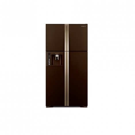 Hitachi R-W720PUC1GBW Side By Side 582 L Refrigerator