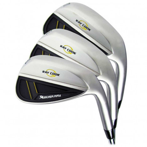 Ray Cook Golf Silver Ray 3-Wedge Set