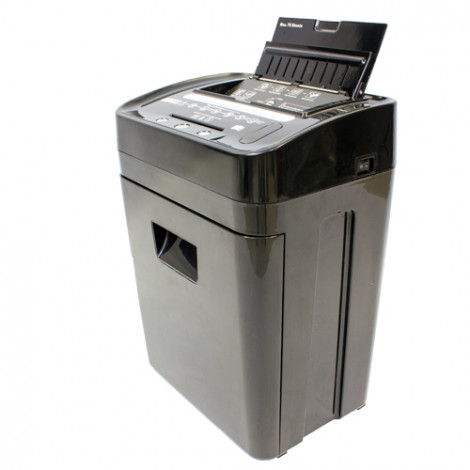 Paper Shredder 75 Sheets, 3*9mm, Micro Cut