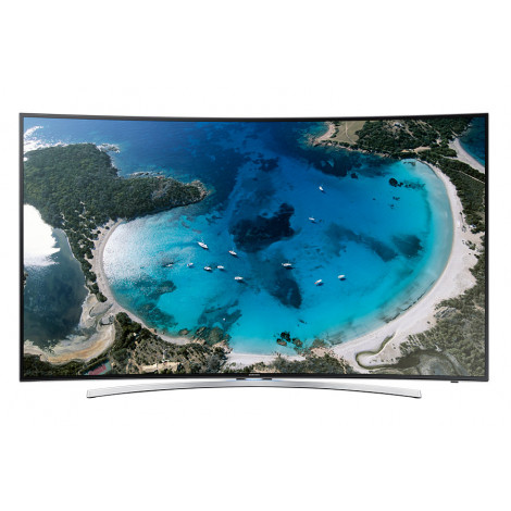 "Samsung UA55H8000 55"" Full HD Curved Smart TV Series 8"