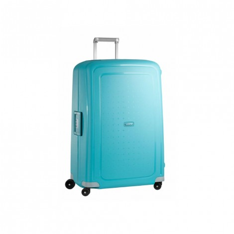 SAMSONITE S'CURE SPINNER 75CM-AQUA BLUE Hardside 10U11702