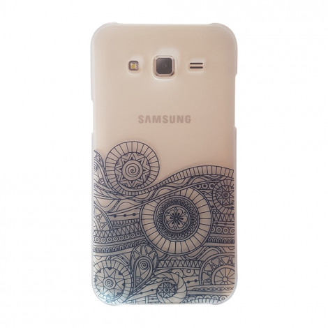 SAMSUNG J5 BACK CASE WITHOUT STAND