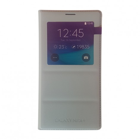 Samsung Note 4 original case Grey