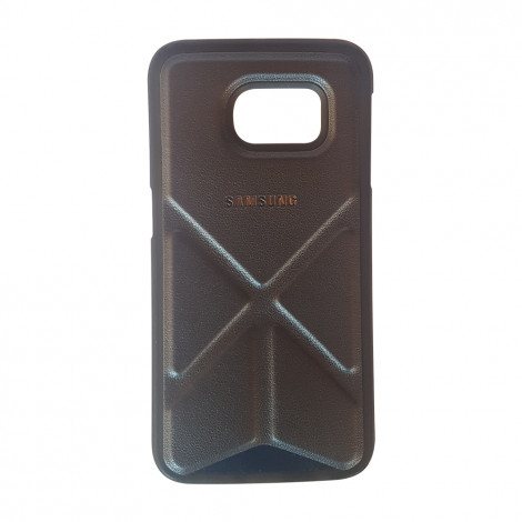 Samsung s6 edge back case with stand